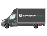 Curtain / Box Sprinter Barrington Freight