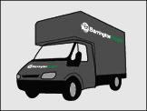 Luton Van Barrington Freight