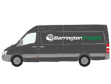 Mercedes LWB Sprinter Barrington Freight