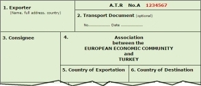 travel form template