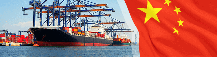Sea Freight to China - UK to China Freight Forwarder